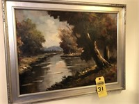 On Line Auction, Estate of The Late Charles & Linda Burch