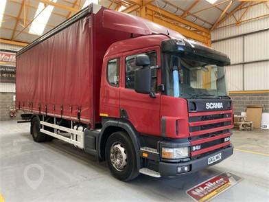2002 SCANIA P94D230 at TruckLocator.ie