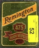 REMINGTON 22 LR 475 RDS
