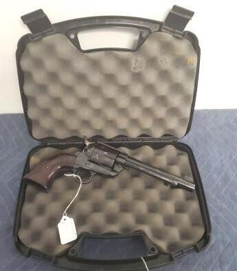 HAWES FIREARMS CO. WESTERN MARSHAL .45 REVOLVER