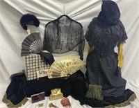 Antique Ladies Collectibles On-Line Auction