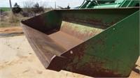 John Deere 4430 with 148 loader & bucket,