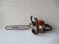 Stihl Chainsaw / Scie à chaîne MS180C