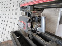 "Craftsman Radial Saw / Scie à onglet 10"""