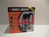 Black & Decker Plunger Router / Toupie