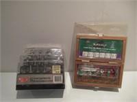Sets of Carbide Router Bits / Fers de toupie