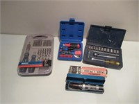 Lot of Driver Bits, sockets / Embouts & Douilles