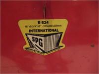 International Tool Box / Coffre à outils
