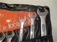 """Wrench Set / Clés mixtes 1/4"""" - 1 1/4"""" - 14 items"""