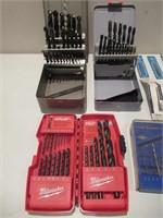Drill Bits & Cases / Clés mixtes et boîtiers