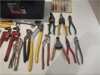 Mastercraft Tool Box, Tools / Coffre et outils
