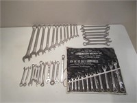 Lot of Wrenches / Clés