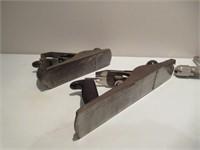 Antique Hand Drill, Plane/Perceuse manuelle, rabot
