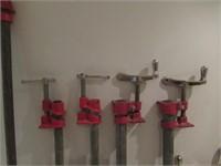 Pipe Clamps / Pinces de serrage