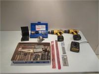 Drill bits & Drills / Forets et perceuses