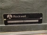 "Rockwell Beaver Jointer /Dégauchisseuse 6"""