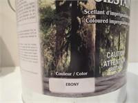Ebony Wood Sealer / Scellant à bois