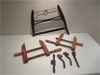 Antique Tools / Outils antiques