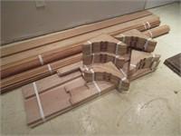 Quantity of Wood / Quantité de bois