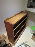 Maple Bookshelf / Étagère en érable