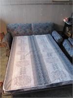 Simmons Hide-A-Bed Sofa / Divan-lit