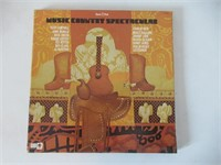 Country Music Records / Disques - 3 sets