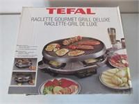 T-Fal Raclette Grill / Poêle à raclette