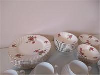 Johnson Bros, Ironstone Dishes / Vaisselle
