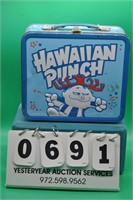 2010 Hawaiian Punch Lunch box no thermos