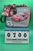 Nascar #8 Earnhardt JR Lunch box W/ Thermos