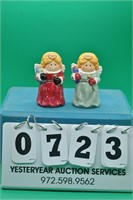 gift giving angels salt & pepper shakers