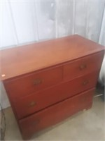 CHEST OF DRAWERS 38X34