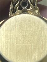 Ladies Rolex 14k Gold & Diamond Wristwatc
