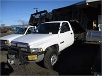 2001 Dodge Ram 2500 w/Dump Bed