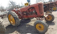 688 - Live and Online Mel Larson Tractor Auction