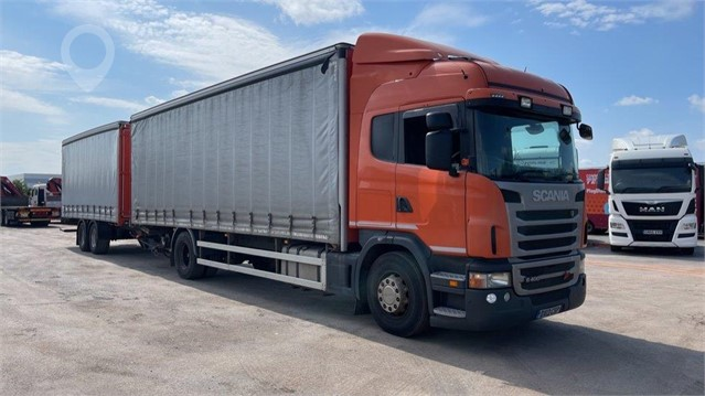 2013 SCANIA G400 at TruckLocator.ie