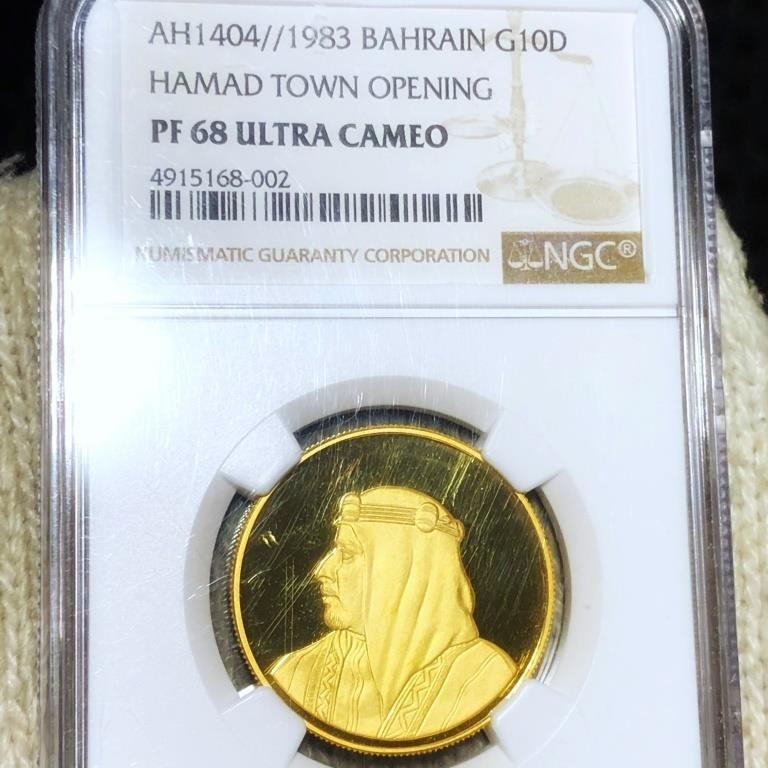 April 15th Rare World Coin Sale Part 1