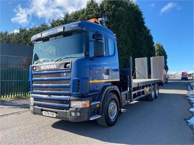 2001 SCANIA P114.340 at TruckLocator.ie