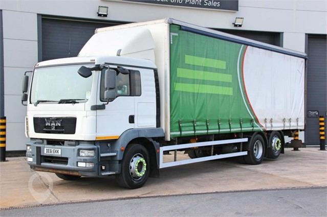 2011 MAN TGM 26.290 at TruckLocator.ie