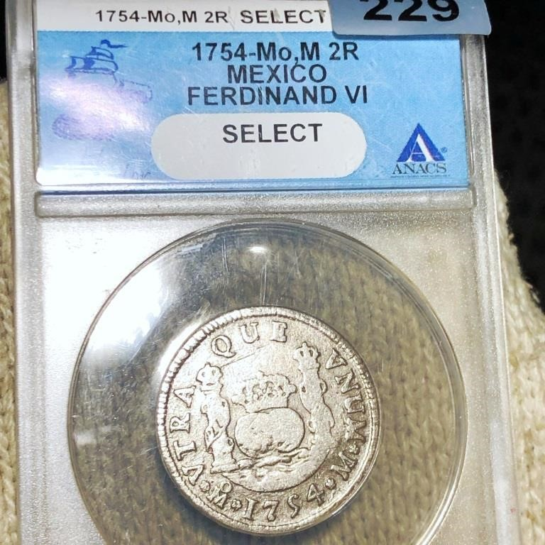 April 15th Rare World Coin Sale Part 1