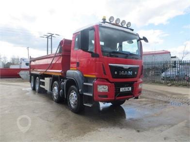 2015 MAN TGS35.400 at TruckLocator.ie