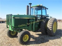 Ryan Bladow Farm Auction