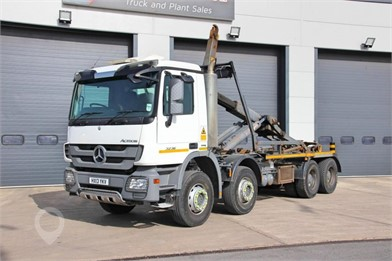 2013 MERCEDES-BENZ ACTROS 3236 at TruckLocator.ie