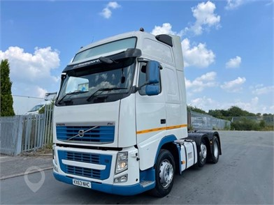 2013 VOLVO FH500 at TruckLocator.ie