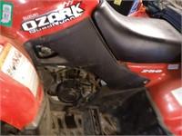 2002 Suzuki 250 Ozark Quadrunner