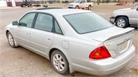 2002 Toyota Avalon XLS