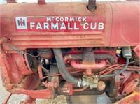 McCormick Farmall cub