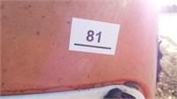 Allis-Chalmers D17, 1966 Series IV,