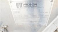 2001 Wilson 42' Grain Trailer,