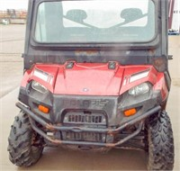 Polaris Ranger XP 2011, 800 EFI,
